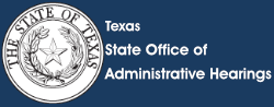 State Office of Administrative Hearings logo