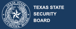 Texas Security Board logo