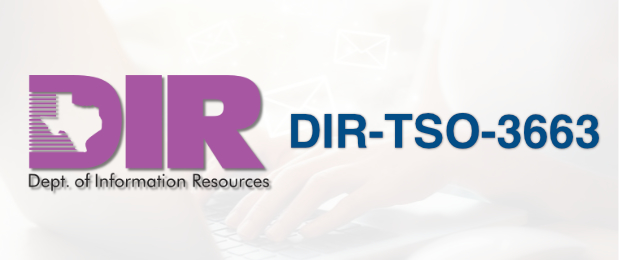 Texas DIR – Email and Electronic Fax Service
