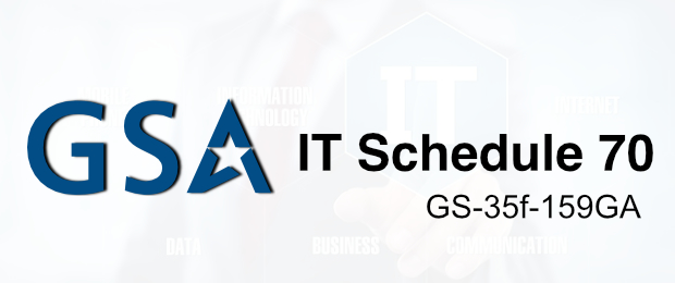 GSA Schedule 70 – IT Professional Services & Cloud Services