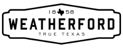 Weatherford Public Library logo